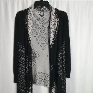 XOXO Womens Cardigan Sweater